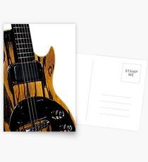 Gibson Guitar Postcards