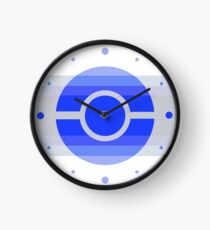 Pokemon Ruby Sapphire Emerald Clock Clock
