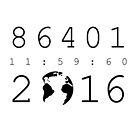 86401 Leap Second 2016 by jezkemp