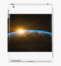 Global Sunrise iPad Case/Skin