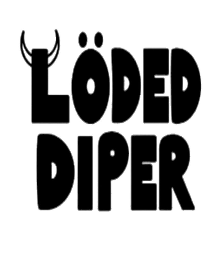 LODED DIPER Diary of a Wimpy Kid by B3McKay