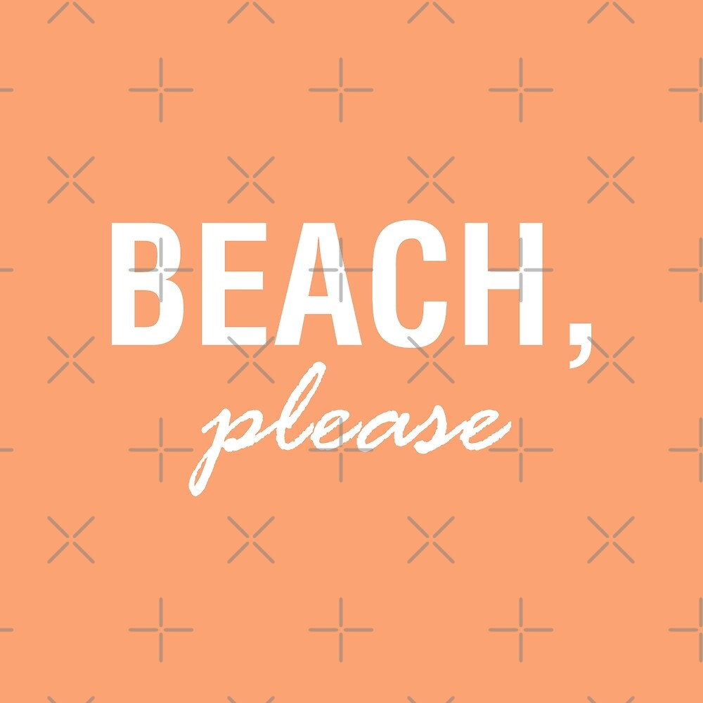 Beach, Please by DJBALOGH