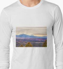 Snowcapped moutains T-Shirt