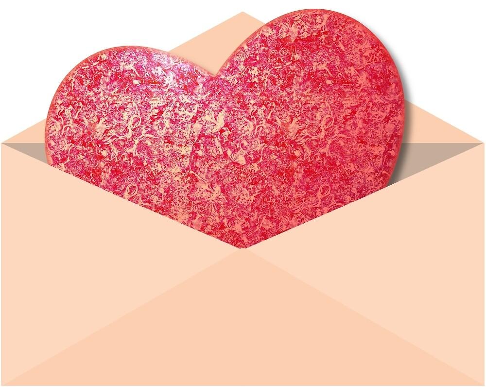 Love Letter by 99hamiltonl