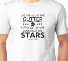 We are all in the gutter... Unisex T-Shirt