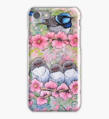 Blossom Family Coque et skin iPhone