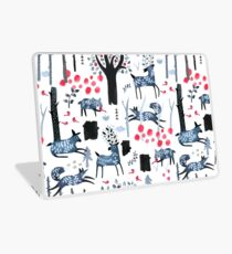 Frosted Forest Laptop Skin