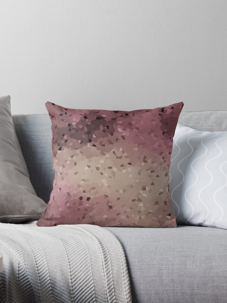 Abstract pattern in pink, beige and grey tones .  by fuzzyfox