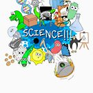 Cute Science Explosion! by Adrienne Body