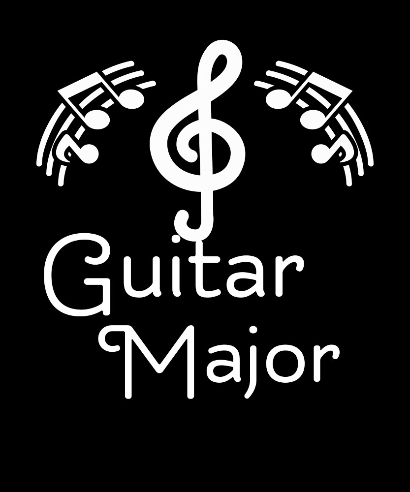 Guitar Major  by AlwaysAwesome