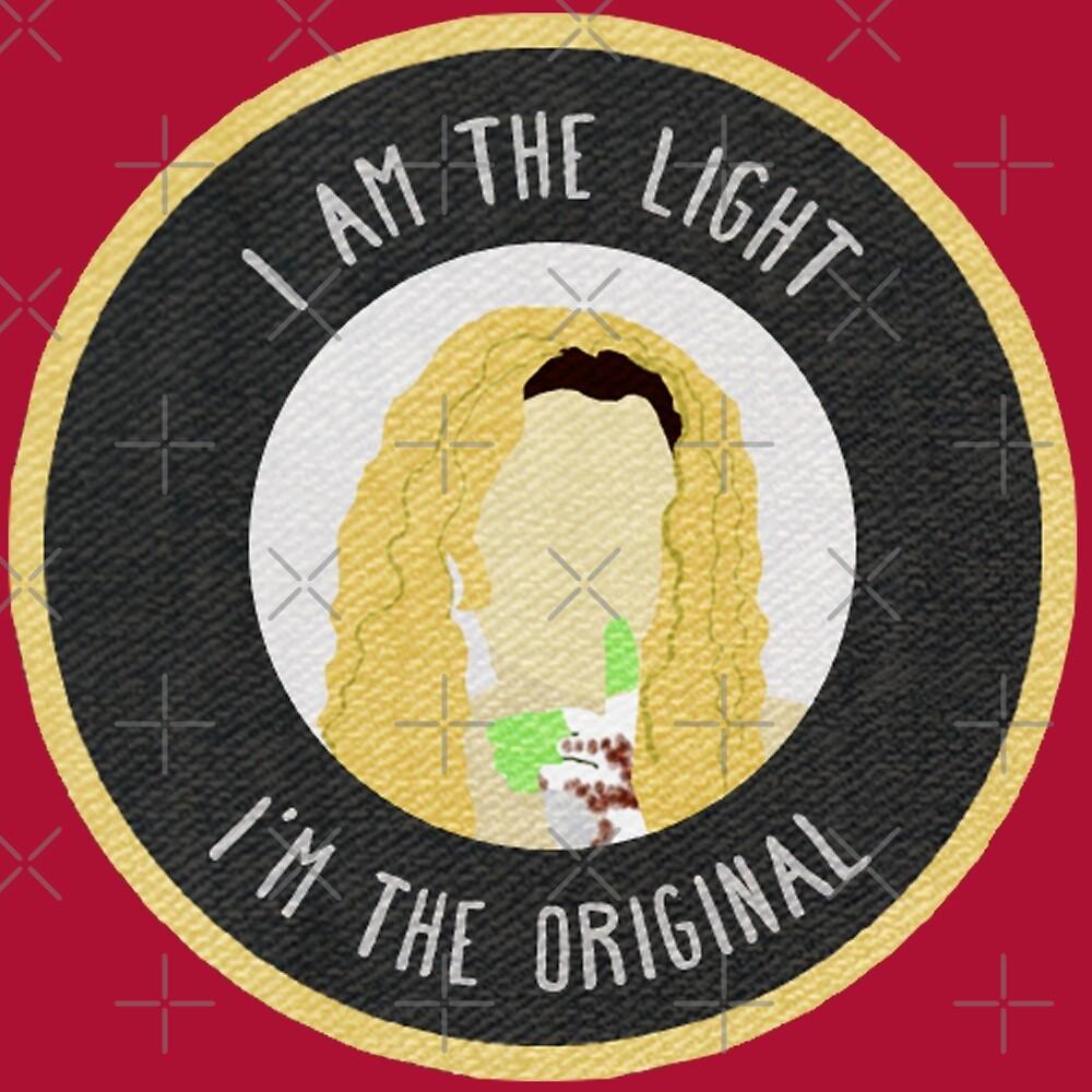 I Am The Light, I'm The Original by keptinqueer