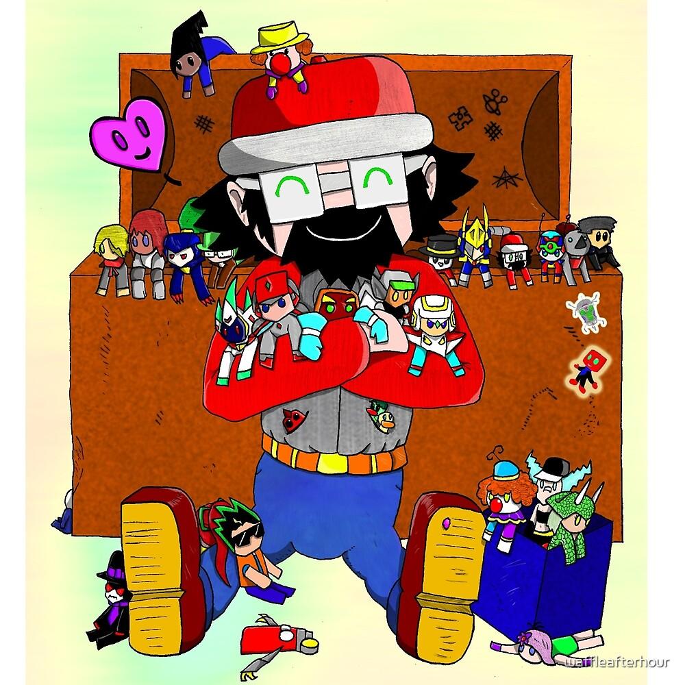 Toybox by waffleafterhour