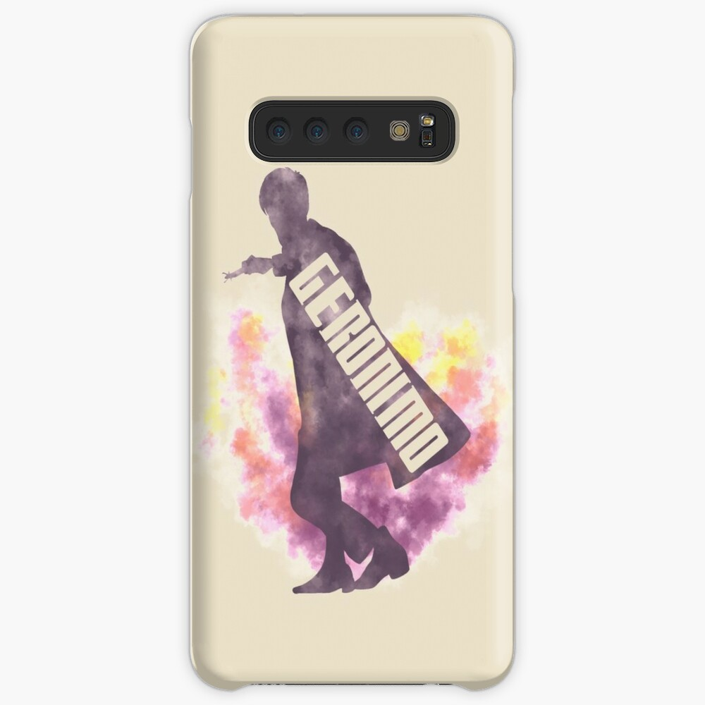 Geronimo! Case & Skin for Samsung Galaxy
