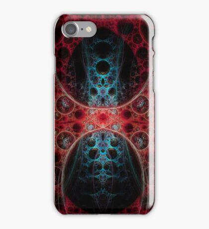 Biomechanica 1 (Best Viewed Full Screen) iPhone Case/Skin