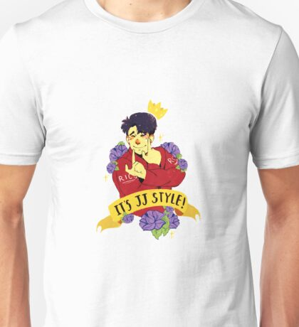 YOI: IT'S JJ STYLE Unisex T-Shirt