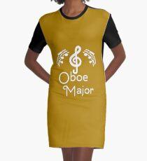 Oboe Major  Graphic T-Shirt Dress