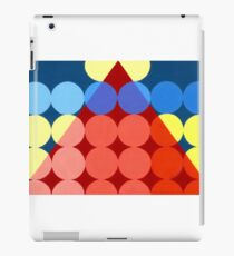 Abstract transparency design #1 iPad Case/Skin