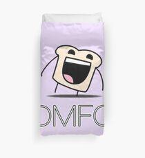 OMFG Merch Duvet Cover
