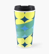 Abstract transparency design #2 Travel Mug