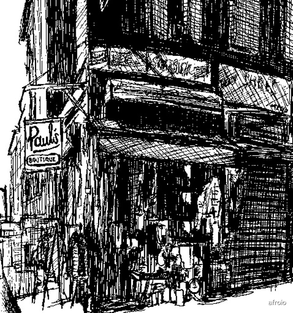 paul's boutique  by afroio