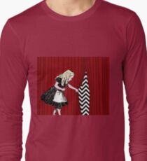 Alice in the Black Lodge Long Sleeve T-Shirt