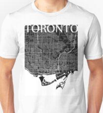 Toronto (Black) Unisex T-Shirt