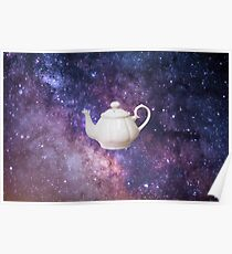 Russell's Teapot Poster
