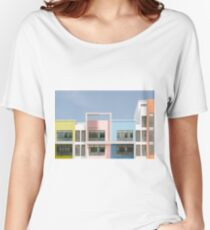Urban pastels Women's Relaxed Fit T-Shirt