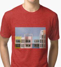Urban pastels Tri-blend T-Shirt