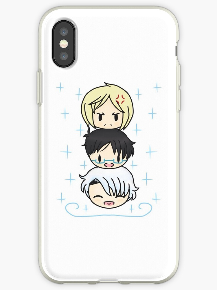 Yuri On Ice Phone Case by YooSmol