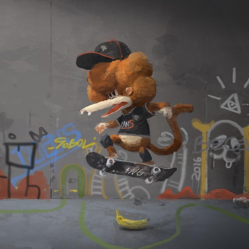 Tzika - skater by tzika