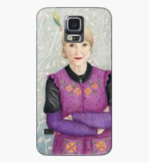 Señora Hudson Case/Skin for Samsung Galaxy