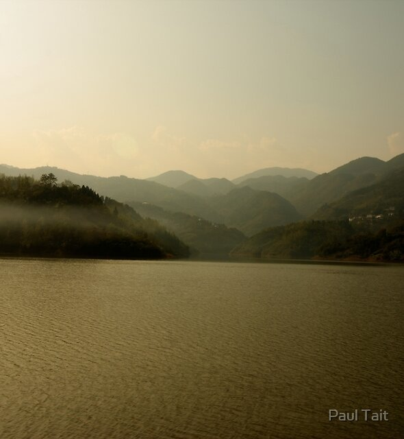 Shennong Stream, China by Paul Tait
