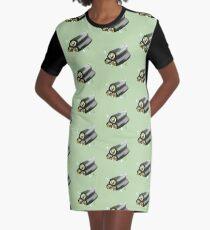 Gimbap Graphic T-Shirt Dress