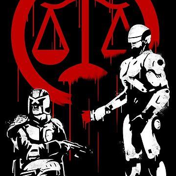 Law Enforcement in Dystopia by PrimePremne