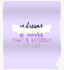Dreams Poster