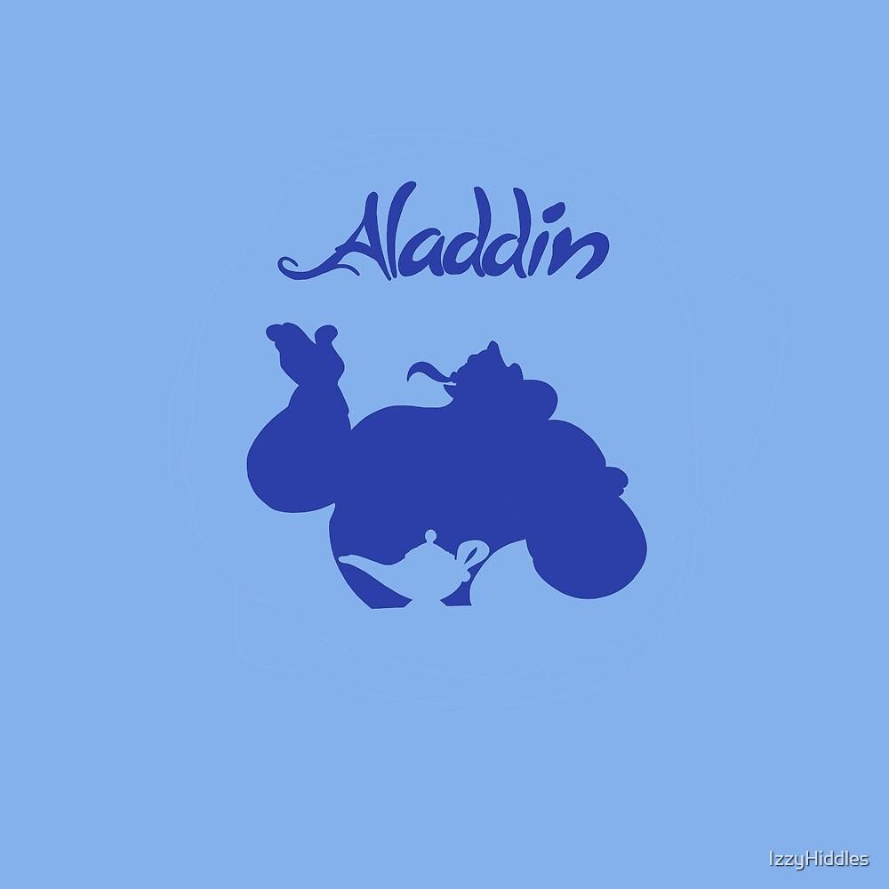 Minimalist - Aladdin by IzzyHiddles