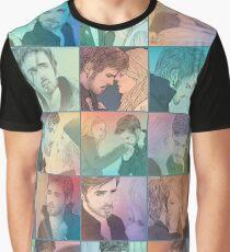 CS Patchwork Graphic T-Shirt