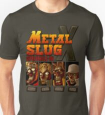 Metal Slug X Unisex T-Shirt