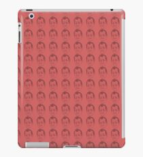 Bill Murray Pattern Red iPad Case/Skin