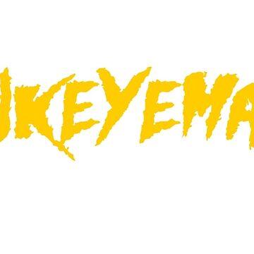 HAWKEYEMANIA (Gold Text) by hawkeyemania