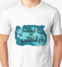 Atitude of Gratitude T-Shirt