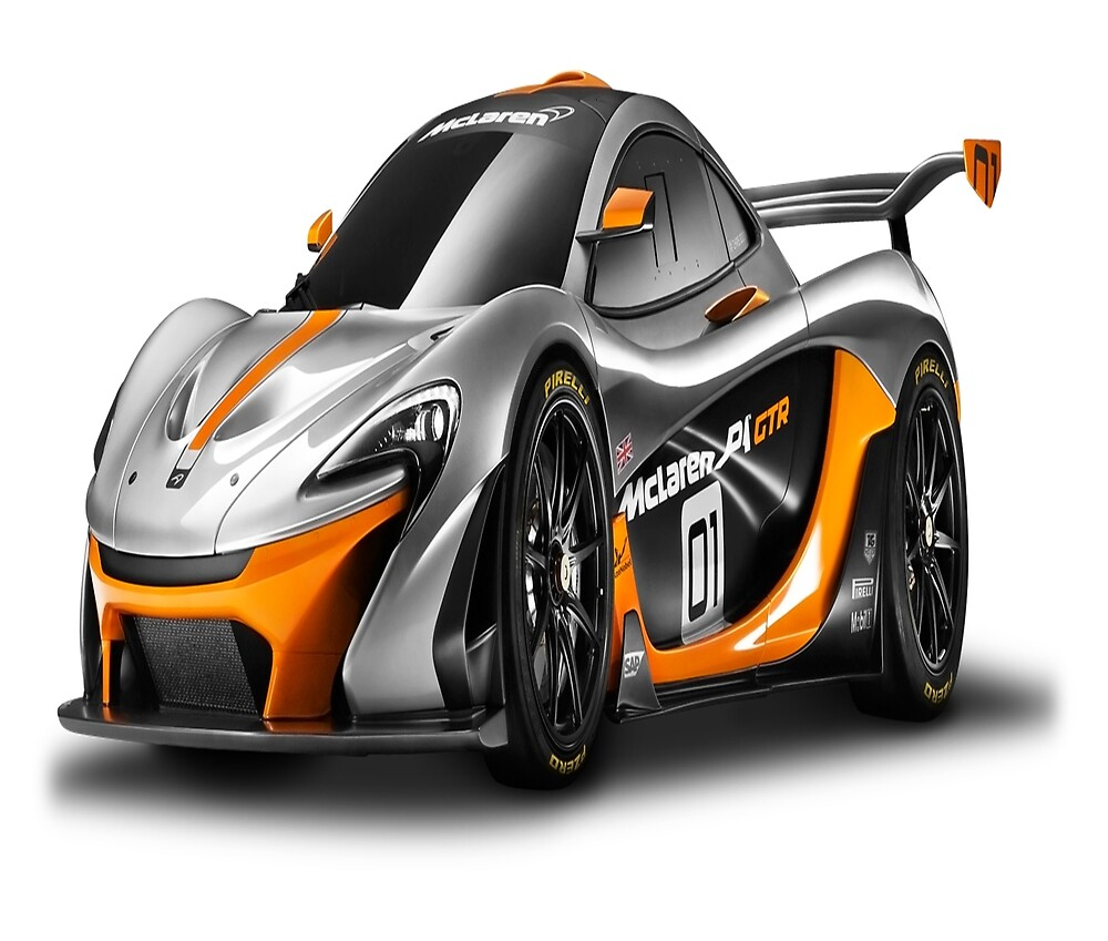 McLaren P1 GTR by whomadewhat