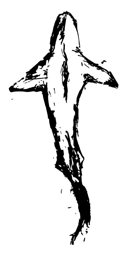 Shark by kylebernier