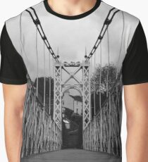 Bridge Crossing Graphic T-Shirt