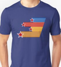 80s Flying Stars of New Zealand Unisex T-Shirt