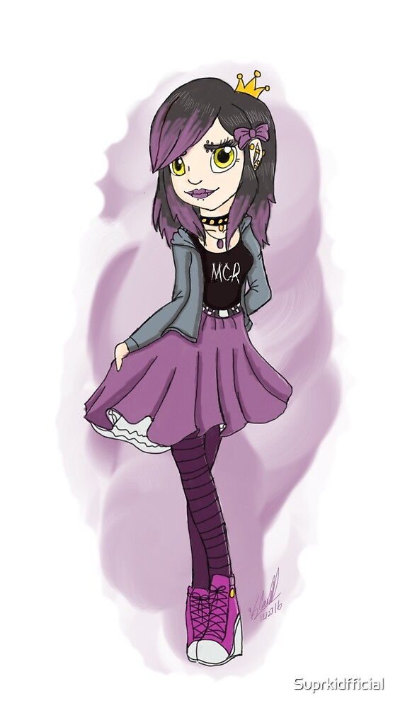 Emo Princess by Suprkidfficial