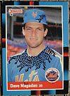 241 - Dave Magadan by Foob's Baseball Cards