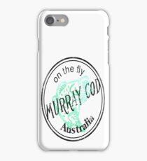Australian Fly Fishing Design iPhone Case/Skin