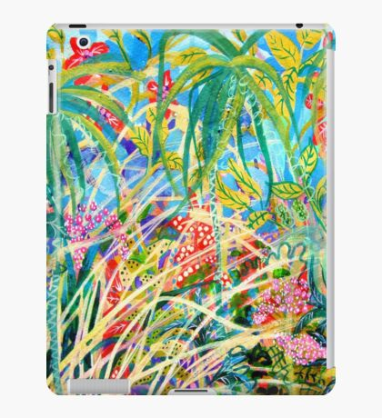 Garden of Delights iPad Case/Skin